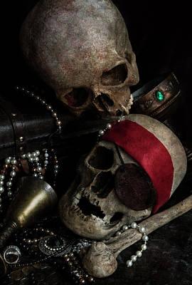 Photograph - Treasure Guards by Jaroslaw Blaminsky