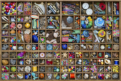 Junk Photograph - Treasure by Tim Gainey