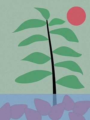 Digital Art - Tree And Fruit by Bill Owen