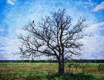Digital Art - Tree Art by Anna Louise