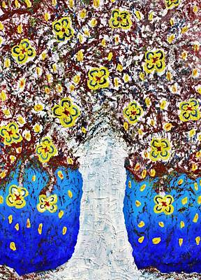 Painting - Tree Blossom by April Harker