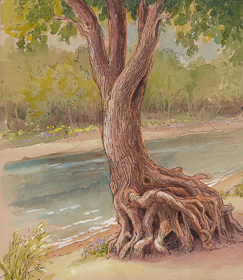 Tree By The River Original