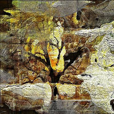 Digital Art - Tree Deconstructed 3 by Lynda Payton