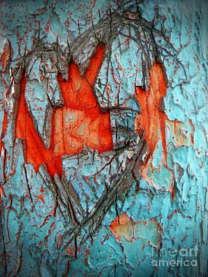 Photograph - Tree Heart by Tara Turner