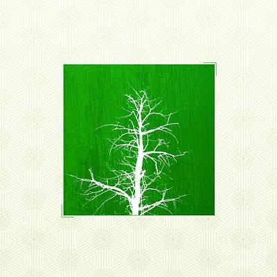 Ecology Drawing - Tree by Konstantin Sevostyanov