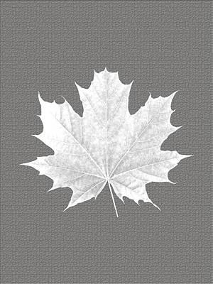 Tree Leaf Art Art Print by Marvin Blaine