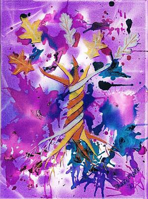 Painting - Tree Of Creativity by Dawn Marie Black