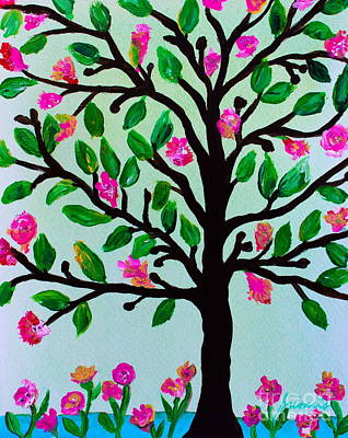Tree Of Essence Original by Pristine Cartera Turkus