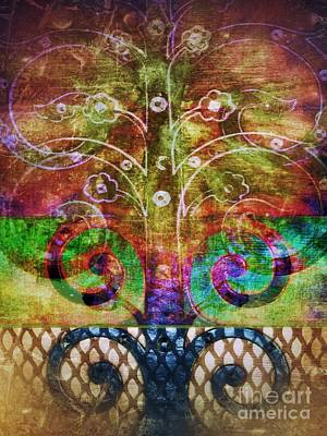 Digital Art - Tree Of Faith by Darla Wood