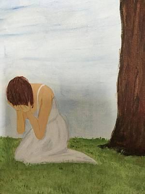 Tree Of Grace - Forgiveness Original by Cathryn Judkins