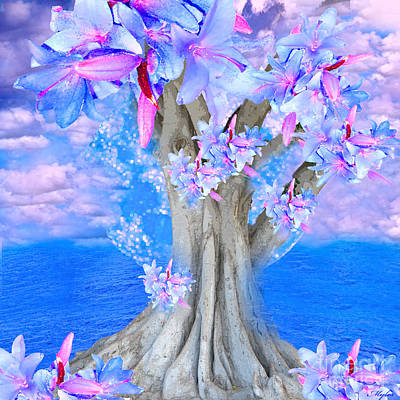 Painting - Tree Of Hope by Saundra Myles