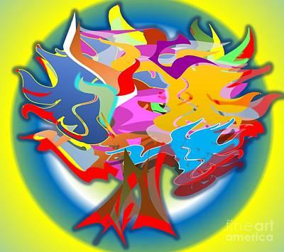 Painting - Tree Of Life by Belinda Threeths