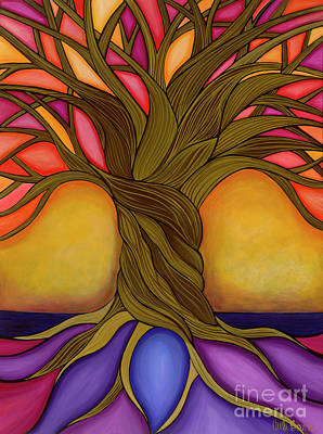 Painting - Tree Of Life by Carla Bank