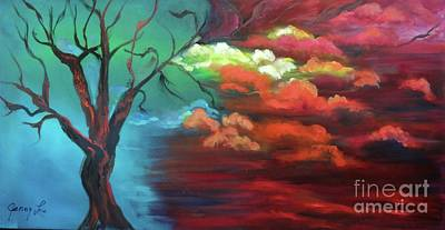 Painting - Tree Of Life by Jenny Lee