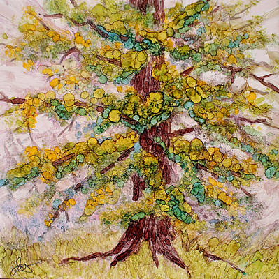Painting - Tree Of Life by Joanne Smoley