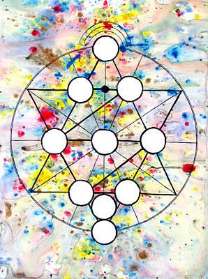 Painting - Tree Of Life by Luke Galutia