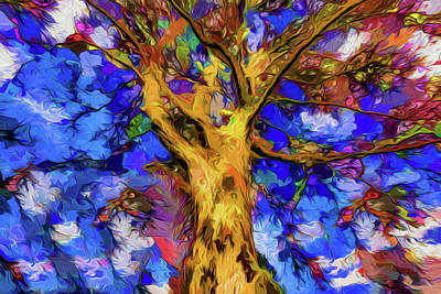 Photograph - Tree Of Life by Paul Wear