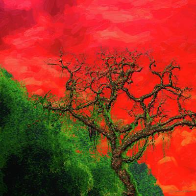 Tree Of Life - Red Dawn Original