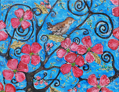 Painting - Tree Of Life by Reina Resto