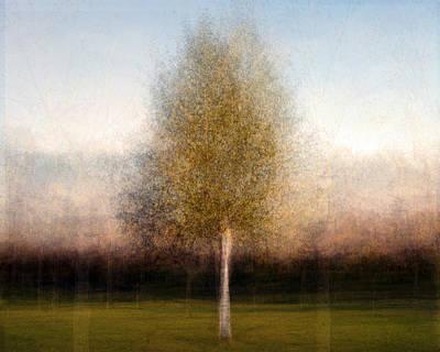 Tree One Art Print by Denis Bouchard