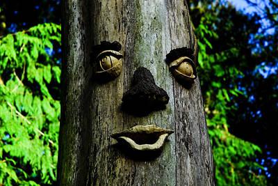 Tree People Art Print by Craig Perry-Ollila