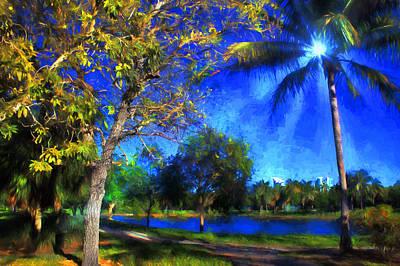 Photograph - Tree Series 70 by Carlos Diaz