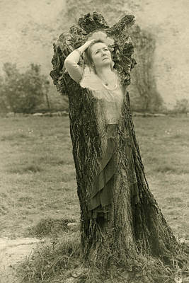 Photograph - Tree Spirit by Jean Gill