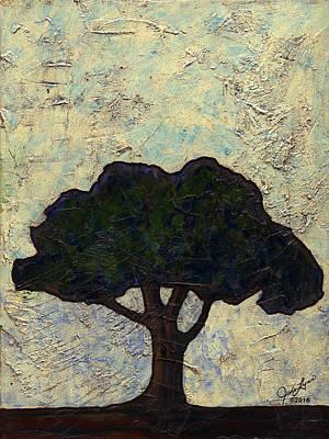Painting - Tree by The Art Of JudiLynn