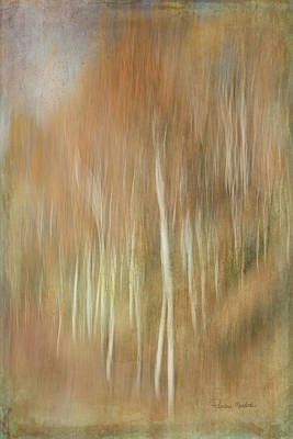 Digital Art - Trees Ethereal by Ramona Murdock