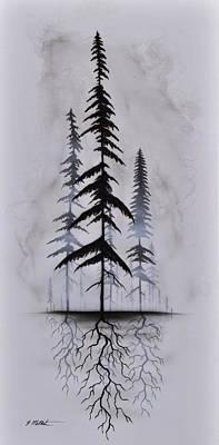 Trees Original by Killer B Studios