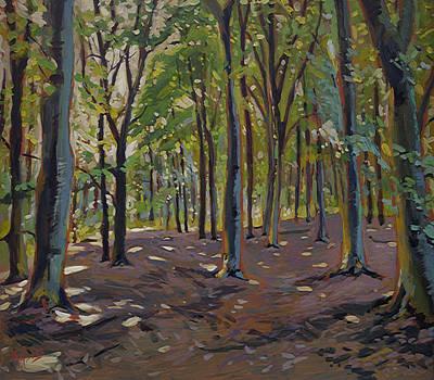 Trees Reeshofbos Original