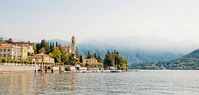 Photograph - Tremezzo On Lake Como by Lev Kaytsner