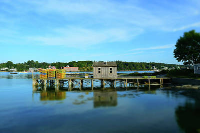 Photograph - Tremont, Maine No. 23 by Sandy Taylor