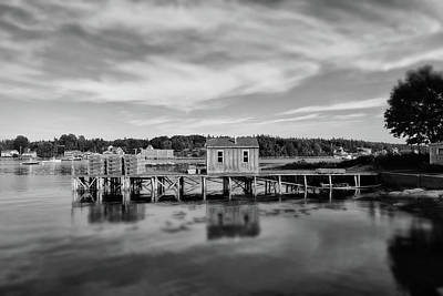 Photograph - Tremont, Maine No. 23-1 by Sandy Taylor