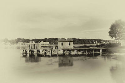 Photograph - Tremont, Maine No. 23-2 by Sandy Taylor