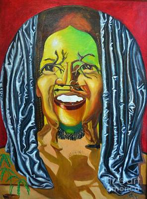 Painting - Trenchtown Tremor by David G Wilson