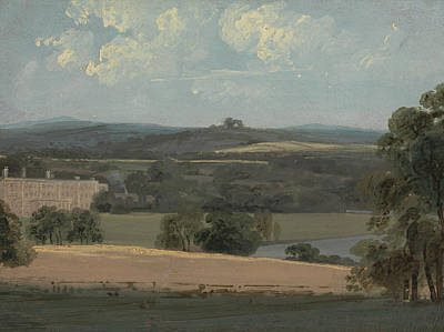 Painting - Trentham Park by John Constable