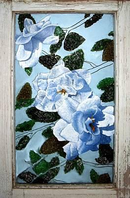 Painting - Tres Gardinas by Desiree Soule
