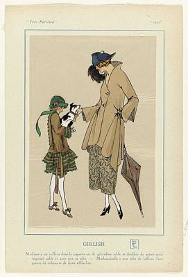 All You Need Is Love - Tres Parisien, 1921 GIRLISH by Tres Parisien