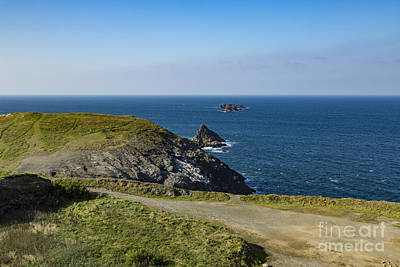 Photograph - Trevose Headland by Brian Roscorla