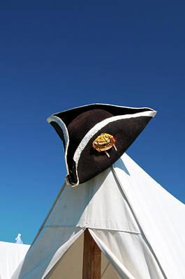 Photograph - Tri-cornered Hat 6583 by Guy Whiteley