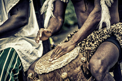 Photograph - Tribal Beat by Stewart Scott