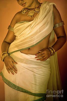 Lady Photograph - Tribal Beauty Of India by Kiran Joshi