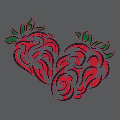 Tribal Fruit, Strawberry Original