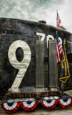 911 Memorial Photograph - Tribute 911 by Peter Chilelli