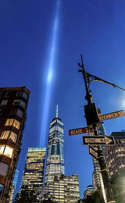 Photograph - Tribute  by Jeffrey Friedkin