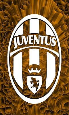 Sports Digital Art - Tribute To Juventus 3 by Alberto RuiZ