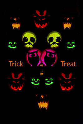 Photograph - Trick Or Treat by Greg Norrell