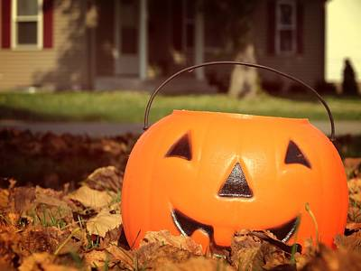 Photograph - Trick Or Treat by Kyle West