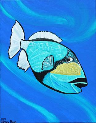 Trigger Fish Original
